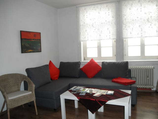 "house in the old town, ""von Essen"" - Arnsberg - Apartamento"