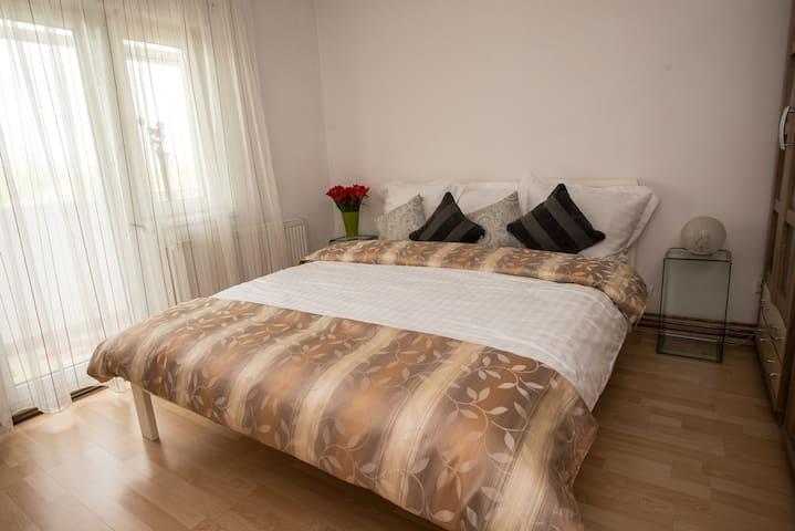 Relaxing Luxury Apartment in Quiet Neighbourhood - Timișoara - Lägenhet