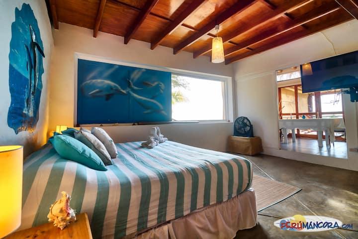 Ricura Beach Delfin