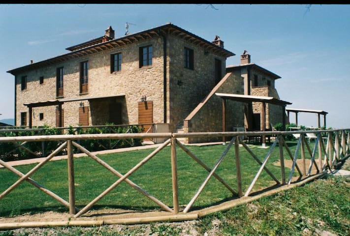 PINTURICCHIO - Volterra - Daire