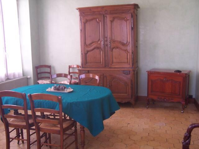 salle a manger