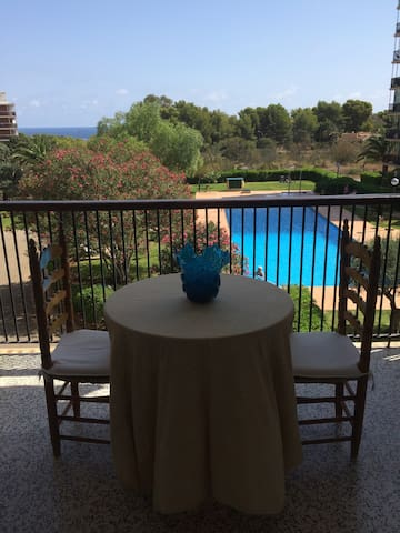 Nice home near the sea & the Montgo - Dénia - Apartment
