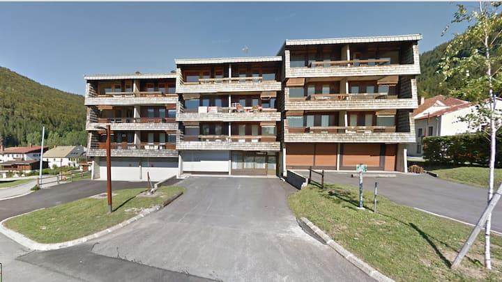 Appartement tout confort 4 personnes 01410 mijoux