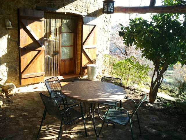 Wonderful mountain house for 12 - Villanueva de la Vera - Ev