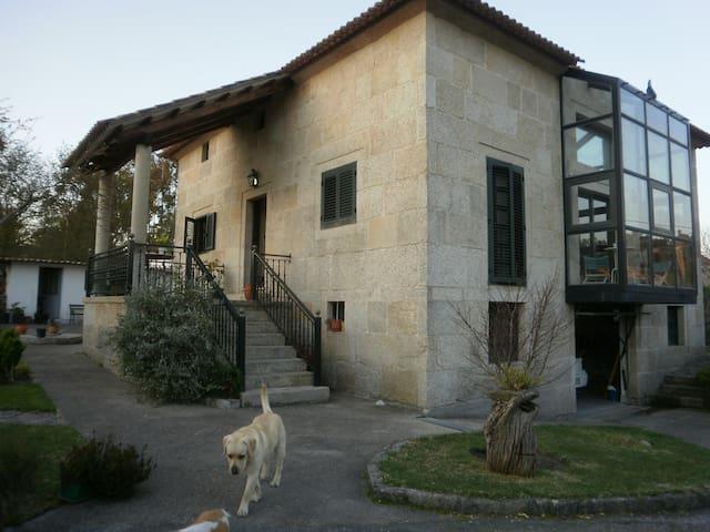 Casa Gallega - Nigrán - Ev