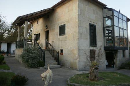 Casa Gallega - Nigrán - Hus