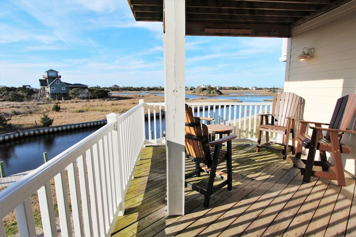 Sea Too - Hatteras,  Waterfront Condo