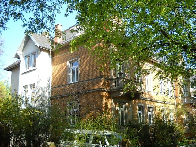 bright, spacious, quiet apartment - Freiburg - Villa