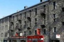 Old Mill type conversion overlooking historic Quays