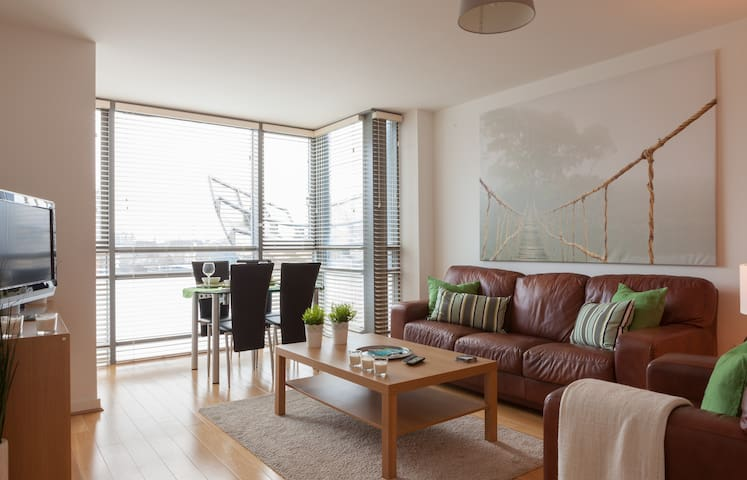 31C Smithfield Beautiful Apartment Sleeps 5
