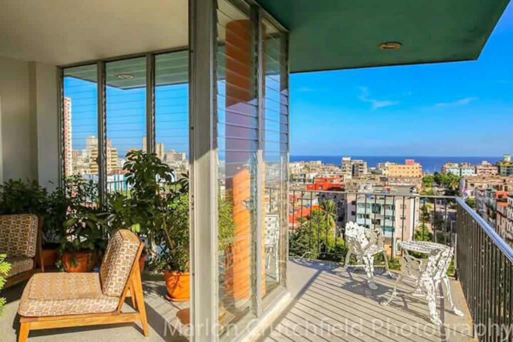 Habana1958 1 luxury flat with city sea view flats for City of la 457