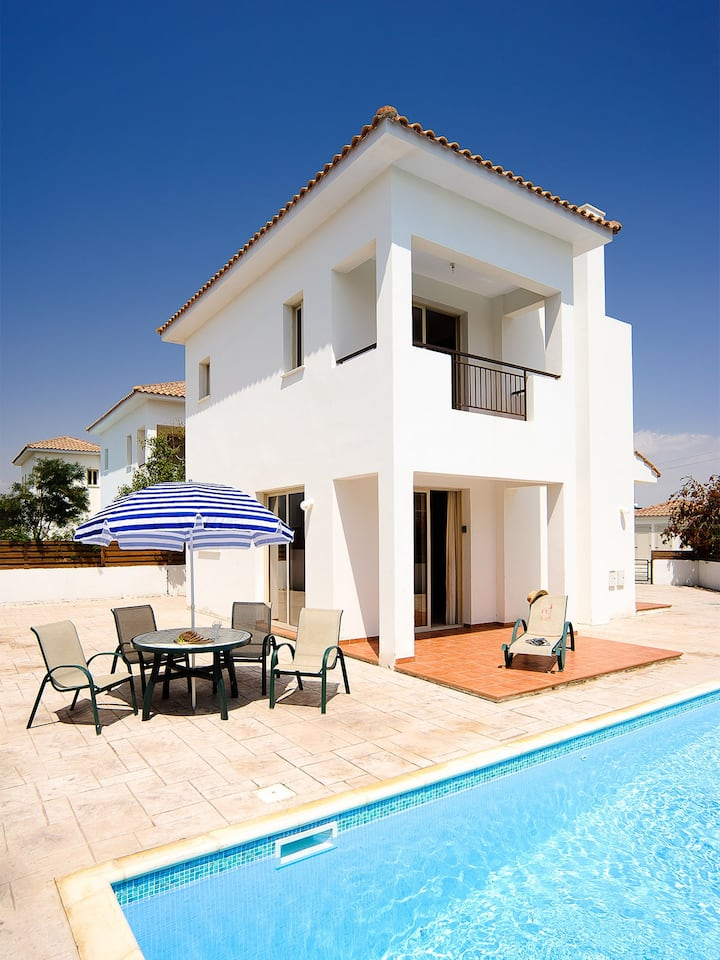Family Villa in Pervolia, Cyprus
