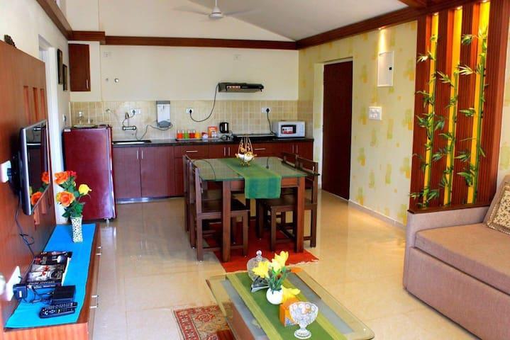 4 BHK Luxury Apartment in Arpora Goa - Arpora - Appartement