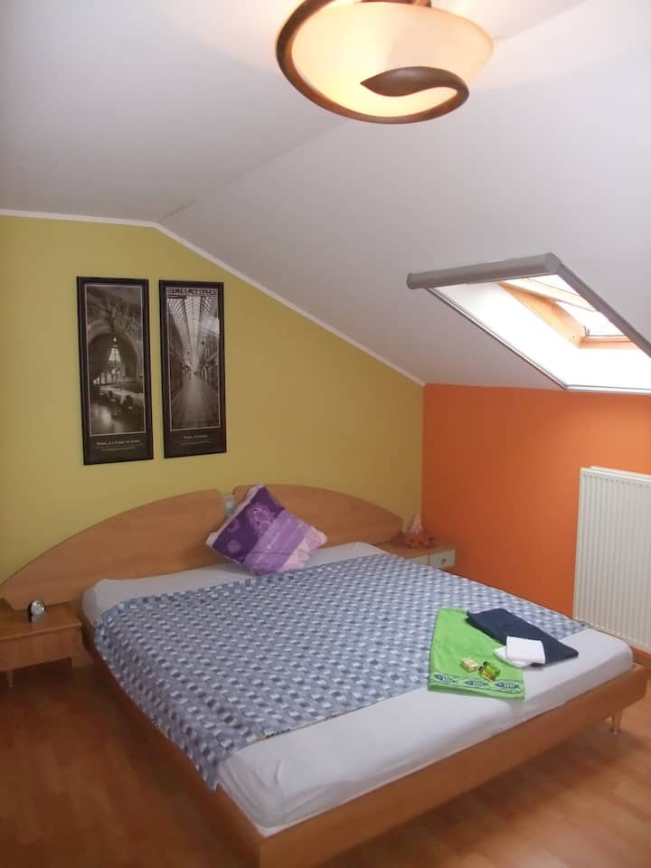 Privatzimmer Luxes Appartement