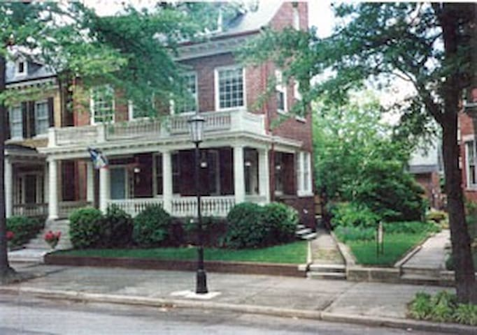 5bdrm  1921 Monument Ave Mansion Group/Wed/Event