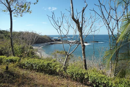 PLANTATIONS BY THE SEA ocean front property with private  BUNGALOWS  is located on the PACIFIC OCEAN with a white sand beach and surrounded by 15 acres of tropical  plantation nature is yours to enjoy. ROMANTIC & PRIVATE.