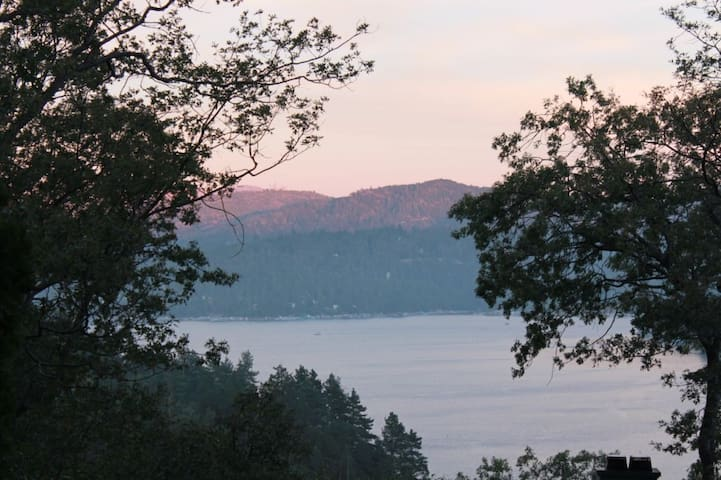 Huge LakeView Retreat Home - Lake Arrowhead - House