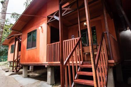 Rumah Kenanga @ Rumahku Janda Baik - Chalet