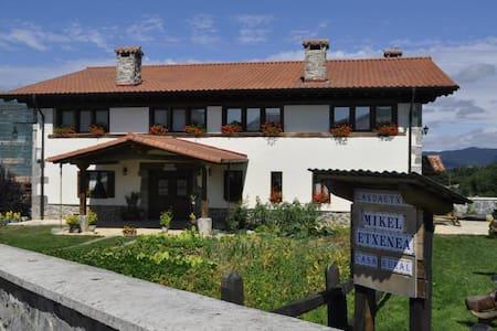 Casa Rural Mikeletxenea - Apartment