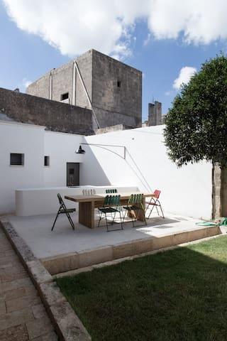 Il Giardino con tavolo 10 persone