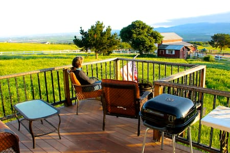 Monterey Area: Views Private Ranch - Monterey