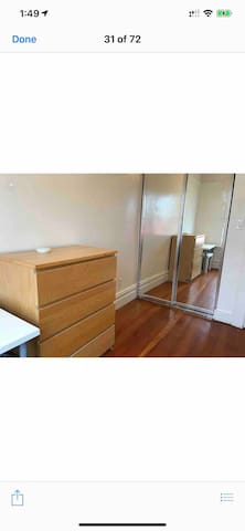 golden gate park Sunny cozy room / UCSF-rasika65ab