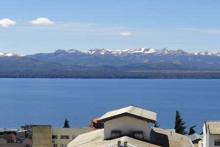 Apartment with Amazing Lake View - San Carlos de Bariloche
