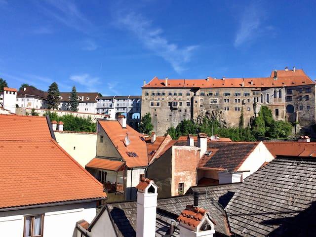 Apartment 23 - Roof of Český Krumlov