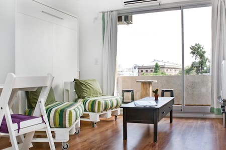 Youth&great cheap Apt in Palermo! - Buenos Aires