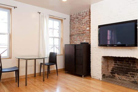 MEATPACKING STUDIO APARTMENT - New York - Wohnung