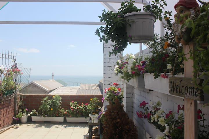 Fabulous sea-view house