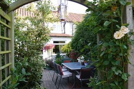 Two rooms/wc in rural North Norfolk - Norfolk - Inap sarapan