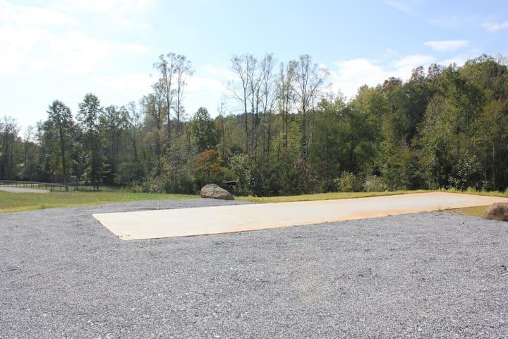 Rider's Rest RV- Site B