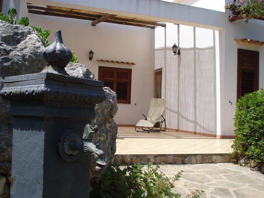 veranda nord