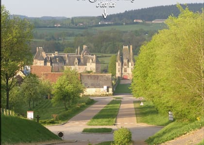 Gite de Mary Carrouges 12 à 15 pers - Saint-Martin-des-Landes