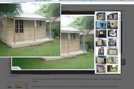 10sm insulated cabin & deck - Cabin