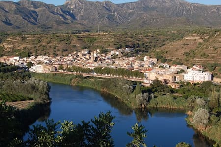 River Ebro Apartment - Tivenys - Pis
