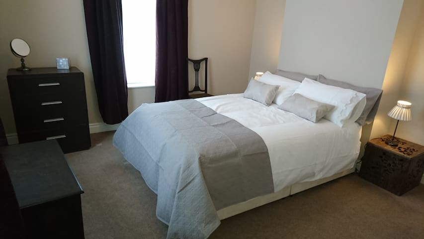 Two bedroom flat in York, next to the city walls - York - Apartment
