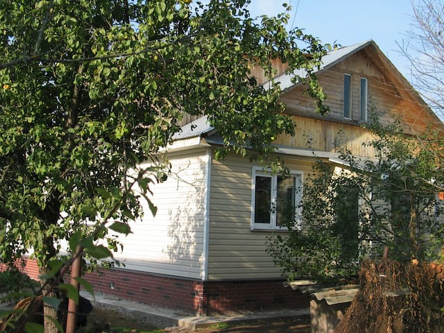 A house for one week stay in April. - Otradnoye