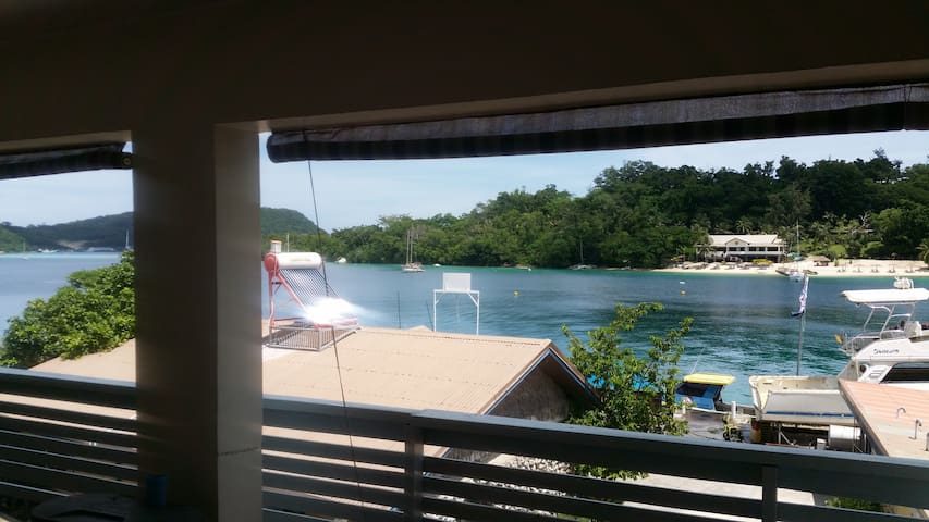 Self Contained Studio Apartment with Water View