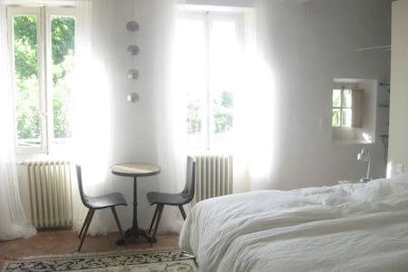 Private room w Garden view design - Castelnaudary