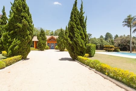 Beautiful Country House near SP - Ibiúna