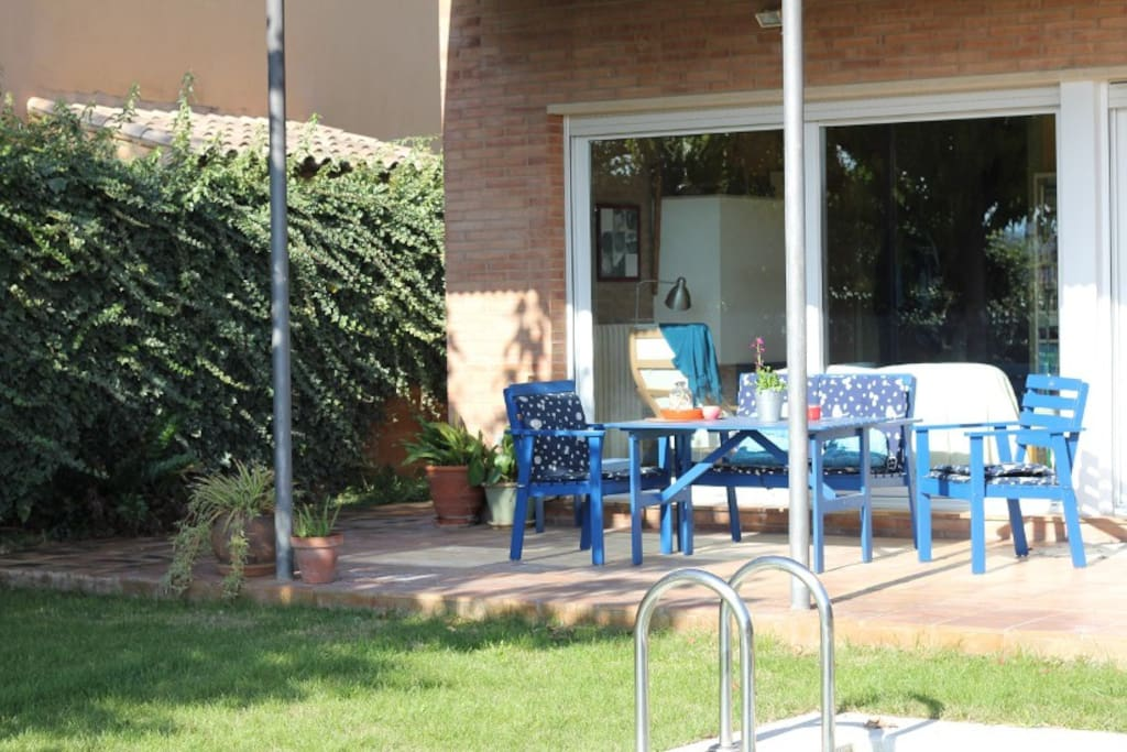 Casa en el empord con piscina casas en alquiler en parlav catalu a espa a - Alquiler casa emporda ...