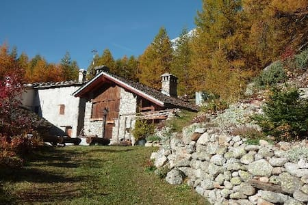 Charming Chalet in Val Ferret - House