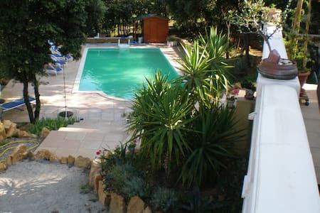 Beau 2 pièces, piscine sur 2500 m2 - Piolenc