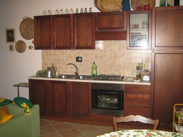 Appartamento in villa,fraz. Spoleto - Spoleto - Byt