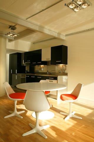 Penthouse Loft 'share',dbl+en-suite