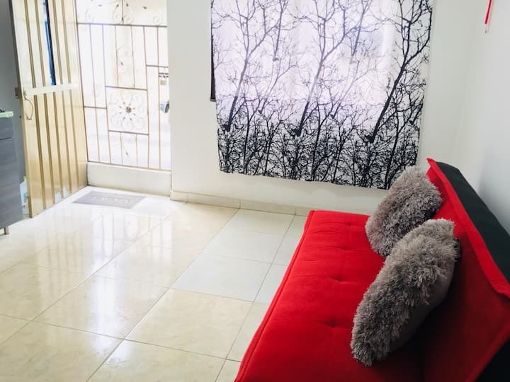 Comfy unit in Dowtown Riohacha