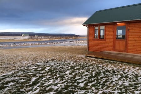 Cosy cottages in the land of seals - Hvammstangi