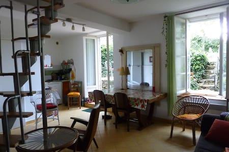 Calme et Charme en CÉVENNES/LOZERE - Villefort - Casa